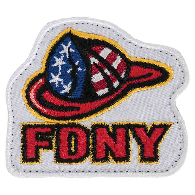 FDNY ID Patch