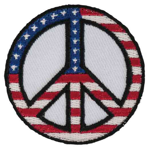 VP048: Patriotic Peace Sign