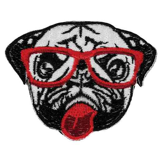 VP075: Pug Glasses