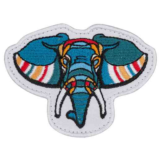 VP081: Colorful Elephant