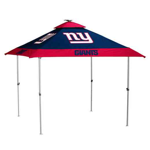 621-37P: New York Giants Pagoda Canopy
