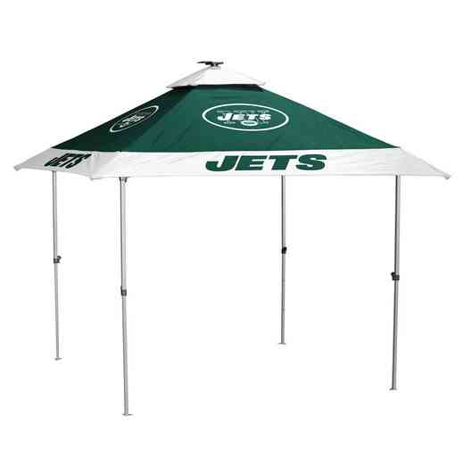 622-37P: New York Jets Pagoda Canopy