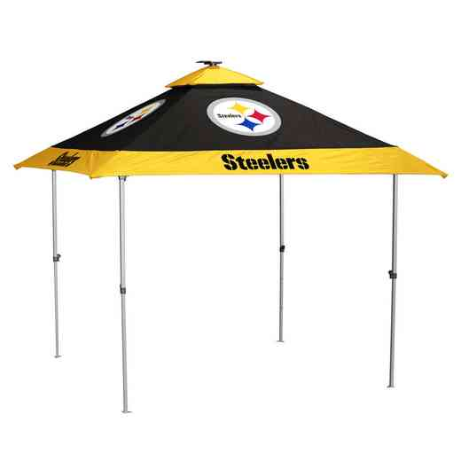 625-37P: Pittsburgh Steelers Pagoda Canopy