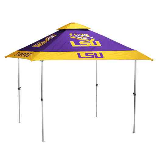 162-37P-NL: LSU Pagoda Canopy (No Lights)