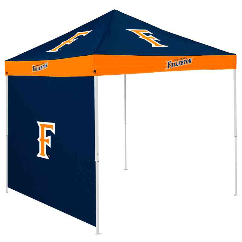 277-39E-SP: Cal ST Fullerton Econ Canopy w/Side Panel