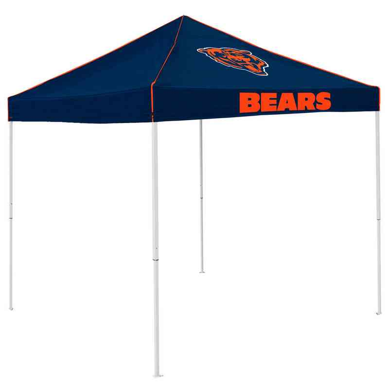 606-41: Chicago Bears Colored Canopy