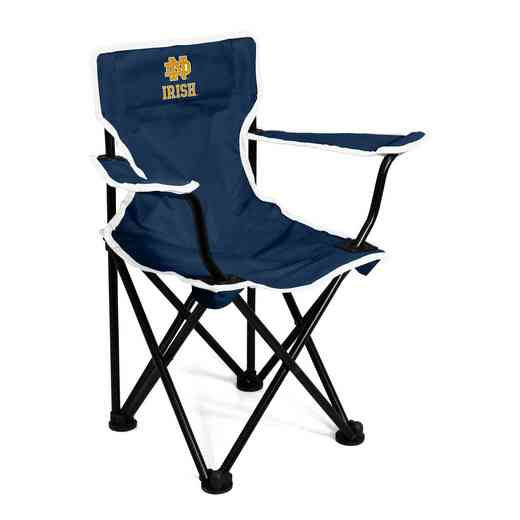 190-20-1: Notre Dame Navy/White Toddler Chair
