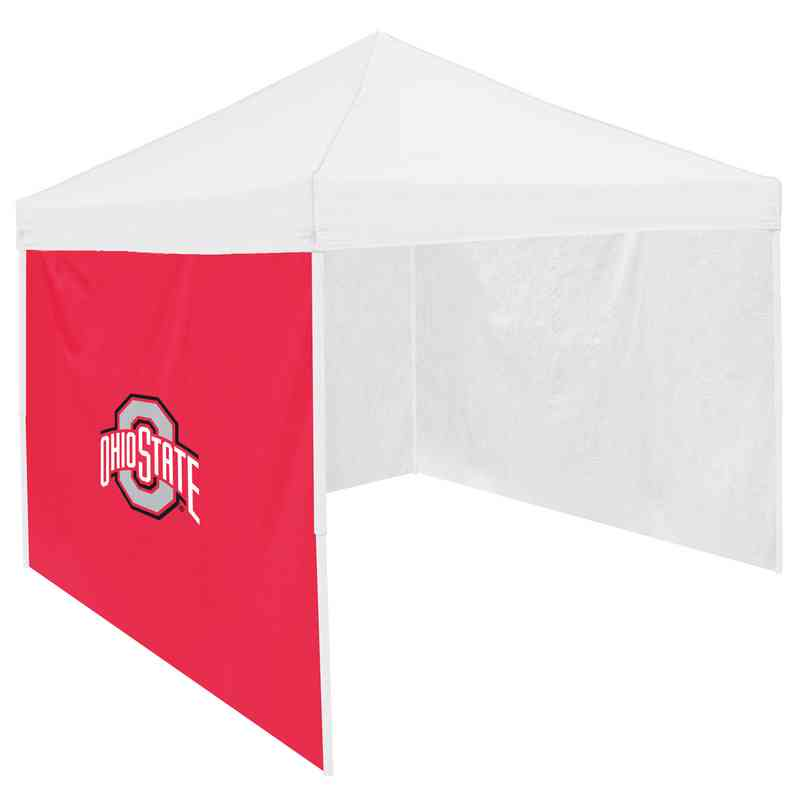 191-48: Ohio State Red 9 x 9 Side Panel