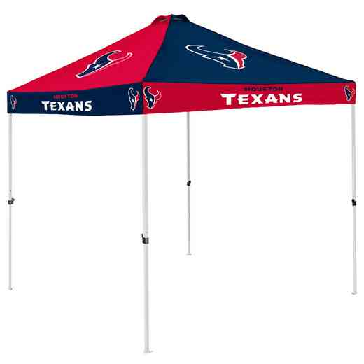 613-42C: Houston Texans Checkerboard Canopy
