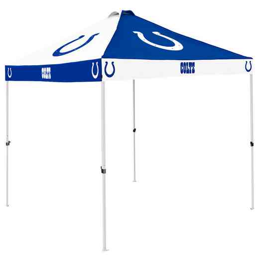 614-42C: Indianapolis Colts Checkerboard Canopy