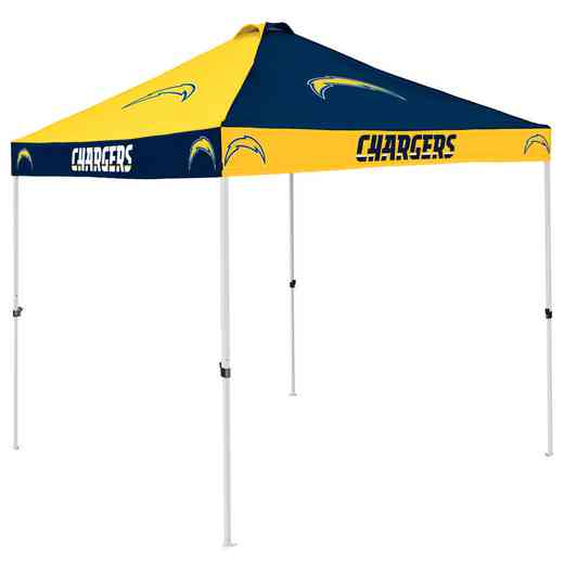 626-42C: LA Chargers Checkerboard Canopy