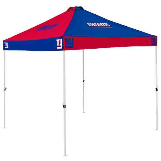 621-42C: New York Giants Checkerboard Canopy