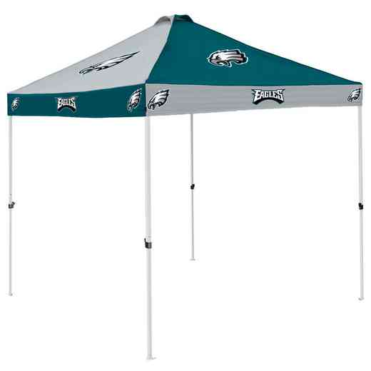 624-42C: Philadelphia Eagles Checkerboard Canopy
