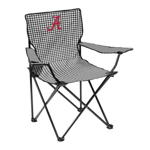 C1331-13Q: NCAA Alabama Houndstooth Quad Chair