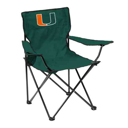 169-13Q: NCAA Miami Quad Chair