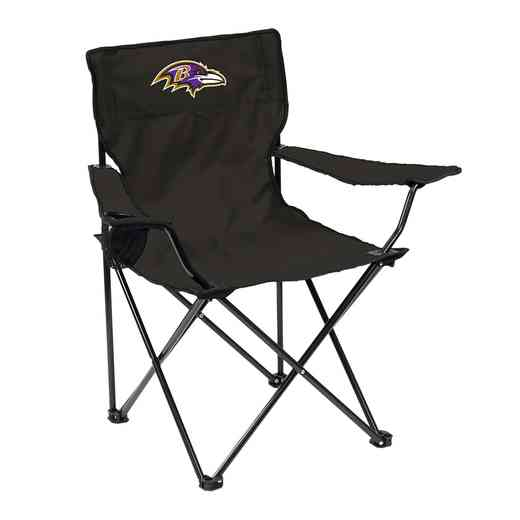 603-13Q: Baltimore Ravens Quad Chair
