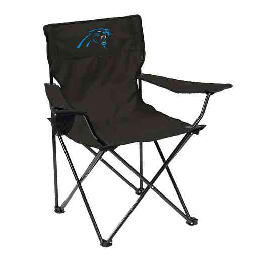 605-13Q: Carolina Panthers Quad Chair
