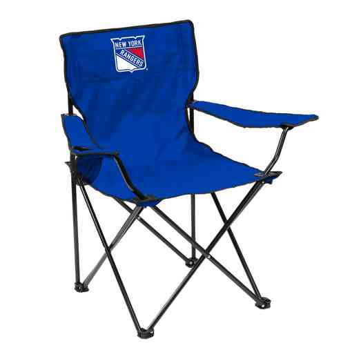 820-13Q: NY Rangers Quad Chair