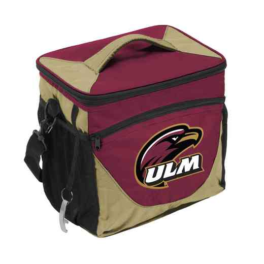 321-63: NCAA  LA Monroe 24 Can Cooler
