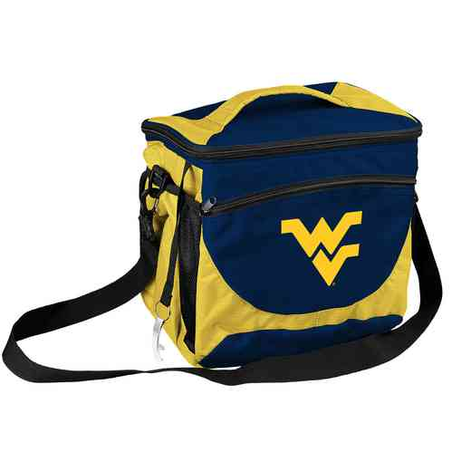 239-63: NCAA  West Virginia 24 Can Cooler