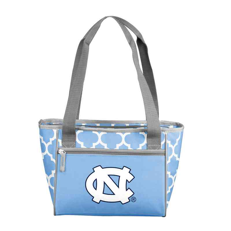 185-83QF: NCAA N.Carolina Qrtrfl 16Can Cooler Tote