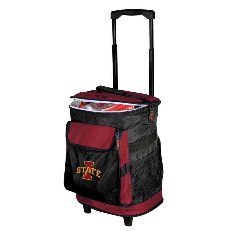 156-57: NCAA IA State Rolling Cooler