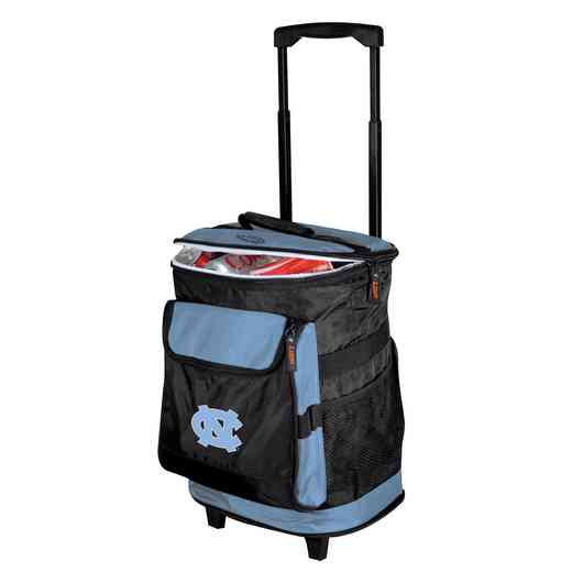 185-57: NCAA North Carolina Rolling Cooler