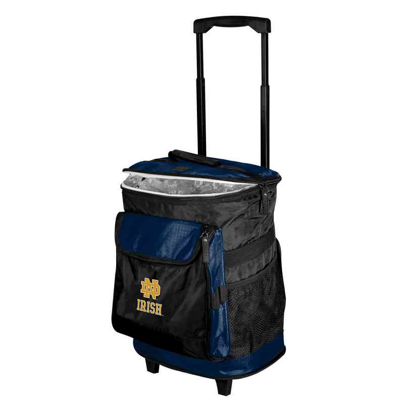 190-57: NCAA Notre Dame Rolling Cooler