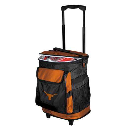 218-57: NCAA Texas Rolling Cooler