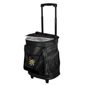 256-57: NCAA Wichita State Rolling Cooler