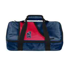 176-58C: NCAA Ole Miss Casserole Caddy