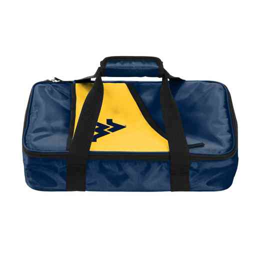 239-58C: NCAA West Virginia Casserole Caddy