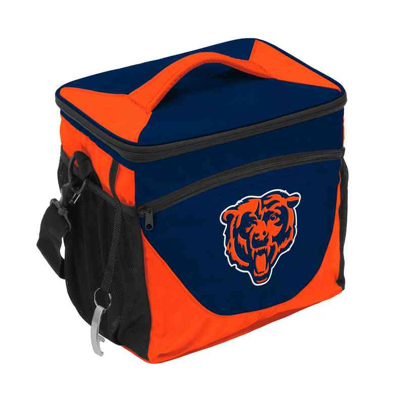 606-63: Chicago Bears 24 Can Cooler