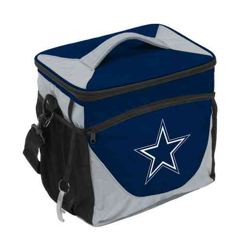609-63: Dallas Cowboys 24 Can Cooler