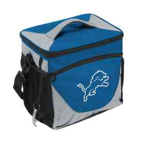 611-63-1: Detroit Lions 2017 Logo 24 Can Cooler