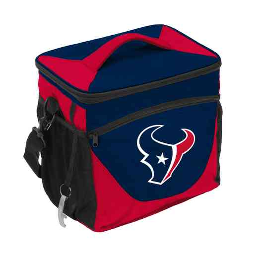 613-63: Houston Texans 24 Can Cooler