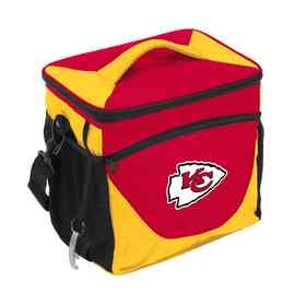 616-63: Kansas City Chiefs 24 Can Cooler