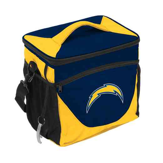 626-63: LA Chargers 24 Can Cooler