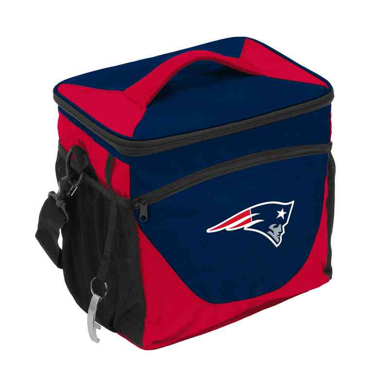 619-63: New England Patriots 24 Can Cooler