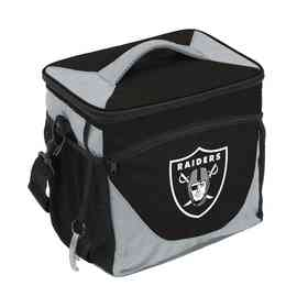 623-63: Oakland Raiders 24 Can Cooler
