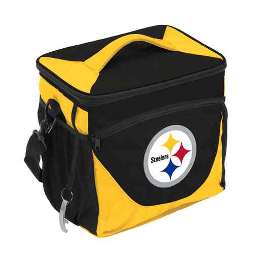 625-63: Pittsburgh Steelers 24 Can Cooler