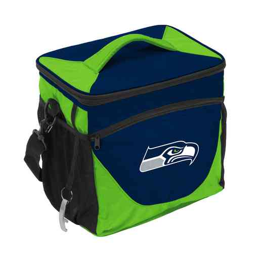 628-63: Seattle Seahawks 24 Can Cooler