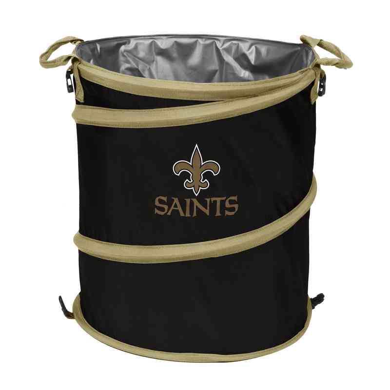 620-35: New Orleans Saints Collapsible 3-in-1
