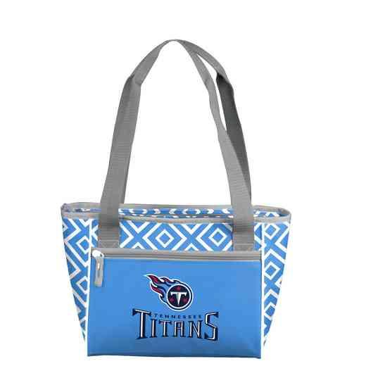 631-83DD: Tennessee Titans DD 16Can ClrTote
