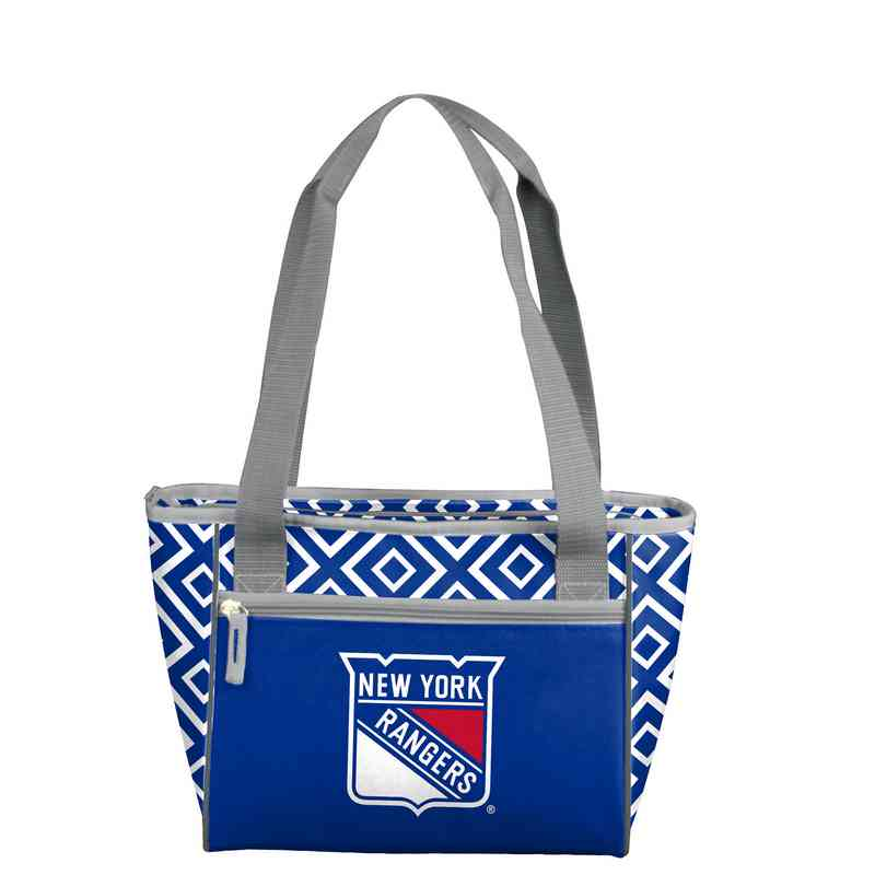 820-83DD: NY Rangers DD Can Cooler Tote