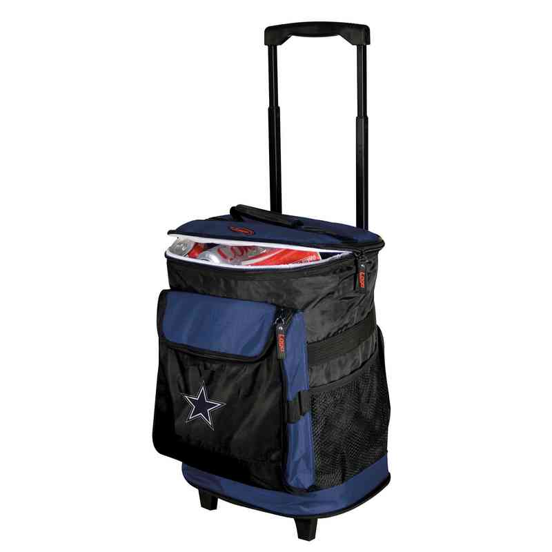 609-57: Dallas Cowboys Rolling Cooler