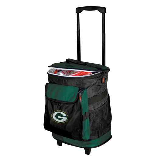 612-57: Green Bay Packers Rolling Cooler
