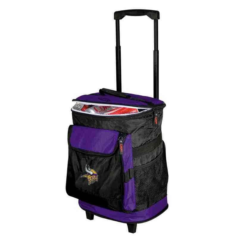 618-57: Minnesota Vikings Rolling Cooler