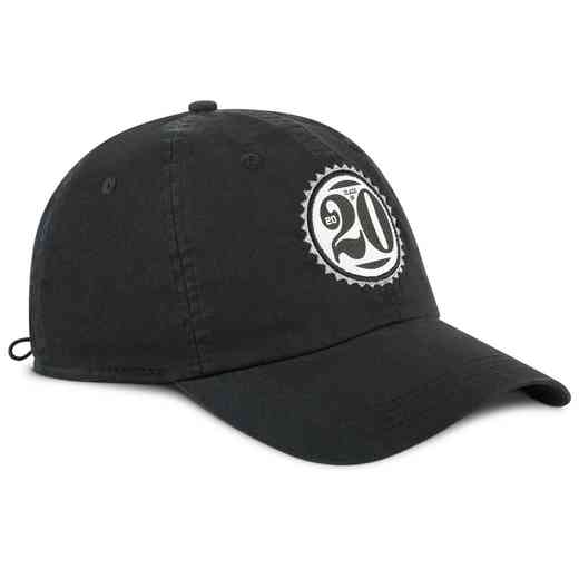 Hat_Ahead: Ahead Class of Adjustable Hat (Black)