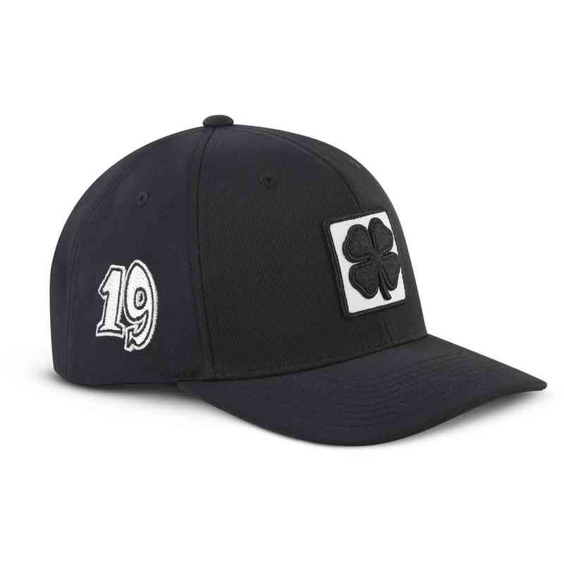 Hat Black Clover  Black Clover Lucky Square  1 Snapback Hat d55f3cb1f99